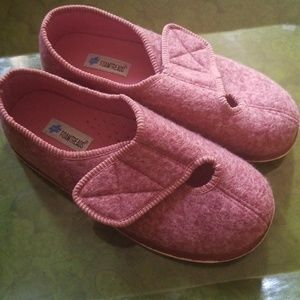 Foamtreads Kendale Dusty Rose Size 9 1/2